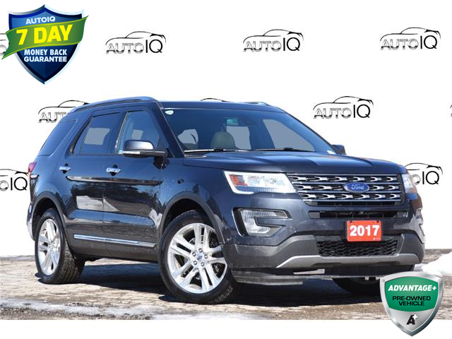 2017 Ford Explorer Limited (Stk: 155510A) in Kitchener - Image 1 of 21