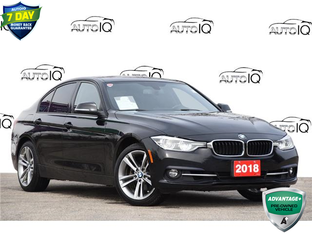 2018 BMW 330i xDrive (Stk: 154810X) in Kitchener - Image 1 of 22