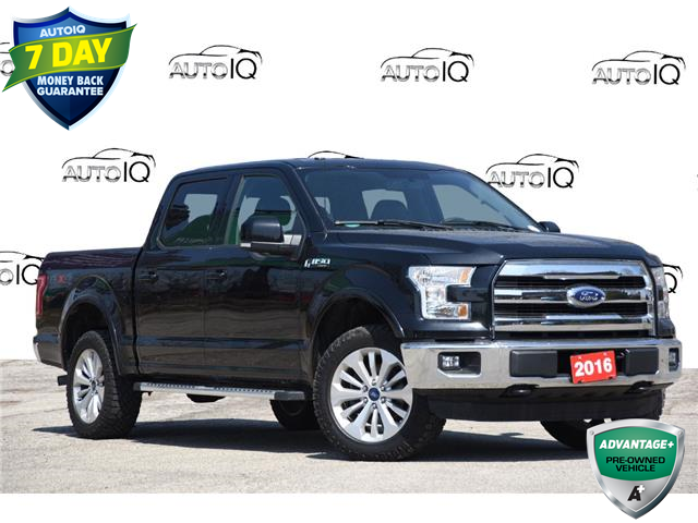 2016 Ford F-150 Lariat (Stk: 21F0970A) in Kitchener - Image 1 of 25