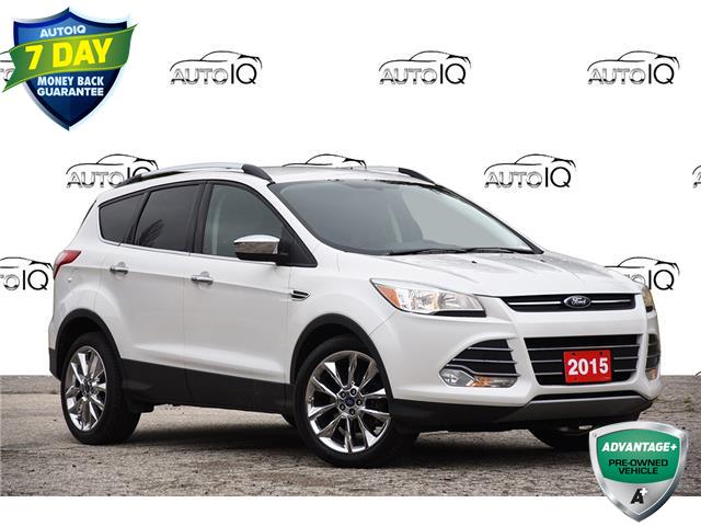 2015 Ford Escape SE (Stk: D100460A) in Kitchener - Image 1 of 22