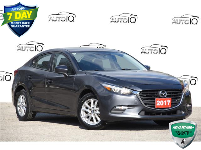 2017 Mazda Mazda3 GX (Stk: D100870BX) in Kitchener - Image 1 of 18