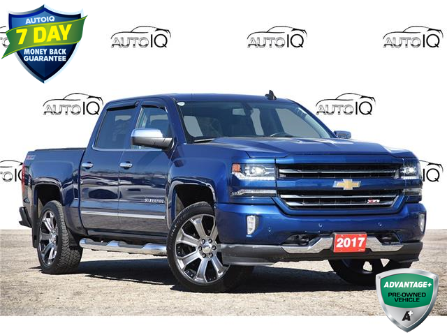 2017 Chevrolet Silverado 1500 2LZ (Stk: 156650X) in Kitchener - Image 1 of 20