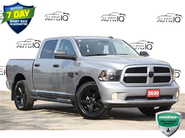 2020 RAM 1500 Classic ST (Stk: 21S2410AX) in Kitchener - Image 1 of 21