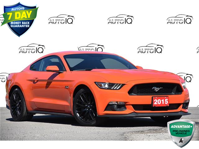 2015 Ford Mustang GT Premium (Stk: 157420X) in Kitchener - Image 1 of 20