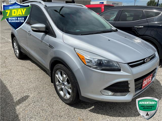 2015 Ford Escape Titanium (Stk: 157010A) in Kitchener - Image 1 of 4