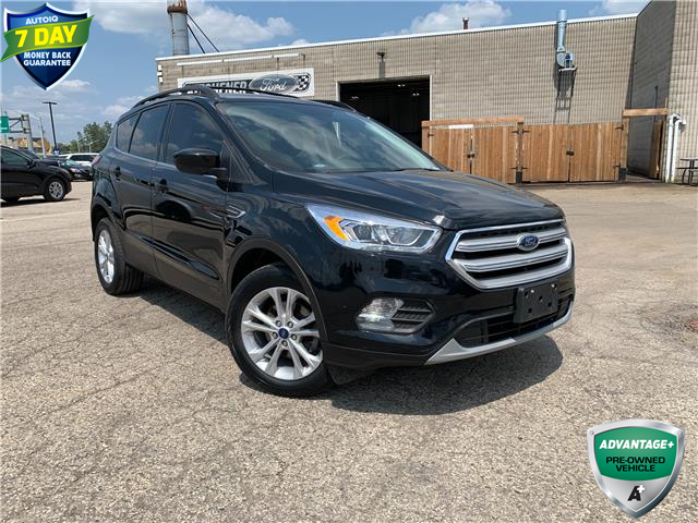 2018 Ford Escape SEL (Stk: 157970) in Kitchener - Image 1 of 6