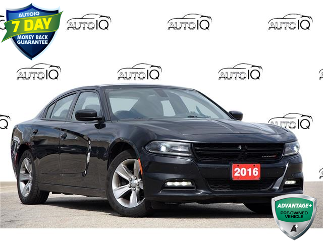2016 Dodge Charger SXT (Stk: 158360AX) in Kitchener - Image 1 of 3