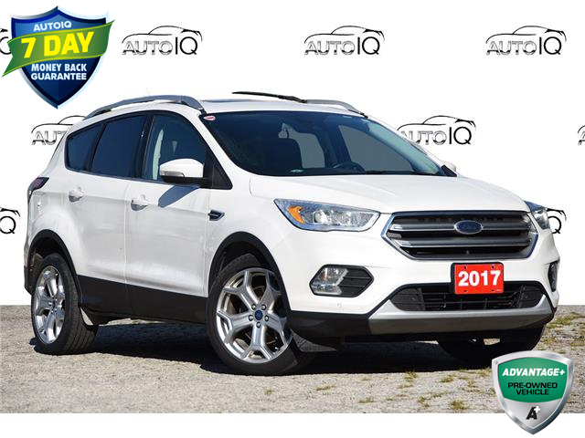 2017 Ford Escape Titanium (Stk: D107690A) in Kitchener - Image 1 of 22