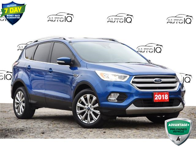 2018 Ford Escape Titanium (Stk: 158450AX) in Kitchener - Image 1 of 22