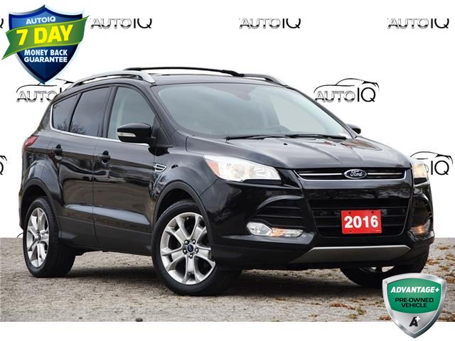 2016 Ford Escape Titanium (Stk: D107820A) in Kitchener - Image 1 of 21