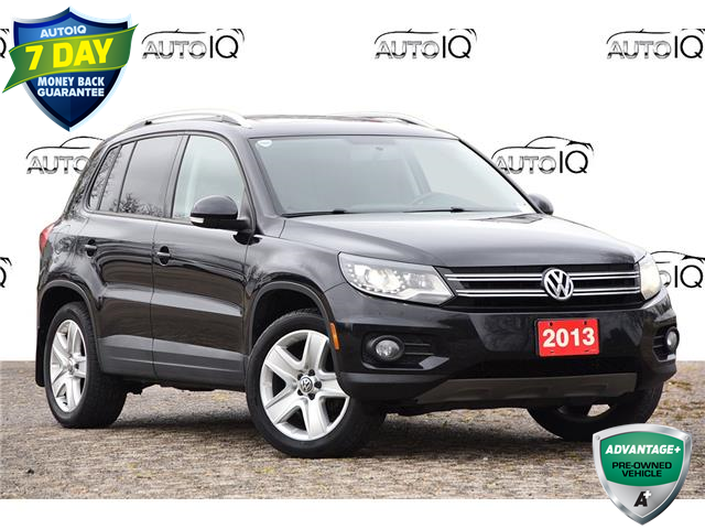 2013 Volkswagen Tiguan 2.0 TSI Trendline (Stk: 159010AX) in Kitchener - Image 1 of 18
