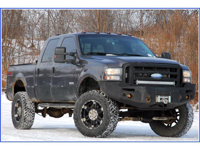 2006 Ford F-350 Lariat (Stk: 9S10370AXZ) in Kitchener - Image 1 of 18