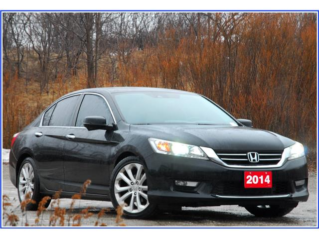 2014 Honda Accord Touring (Stk: 148990BXZ) in Kitchener - Image 1 of 18