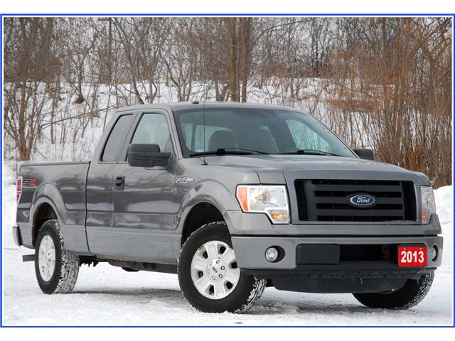 2013 Ford F-150 STX (Stk: 151360AX) in Kitchener - Image 1 of 17