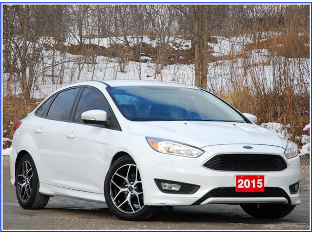 2015 Ford Focus SE (Stk: 151330AXZ) in Kitchener - Image 1 of 16