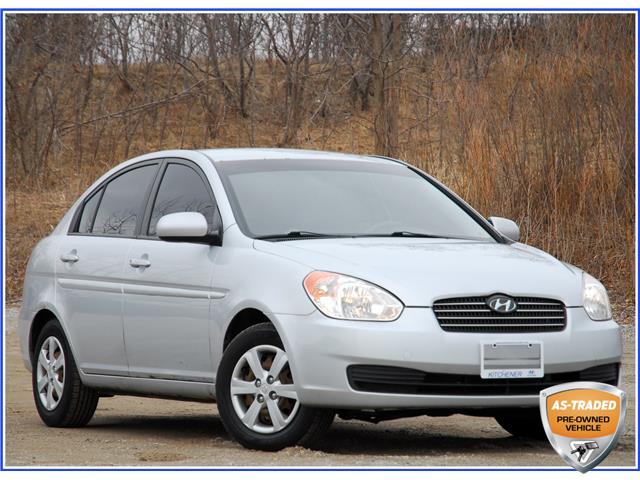 2011 Hyundai Accent GL (Stk: 59642AZ) in Kitchener - Image 1 of 13