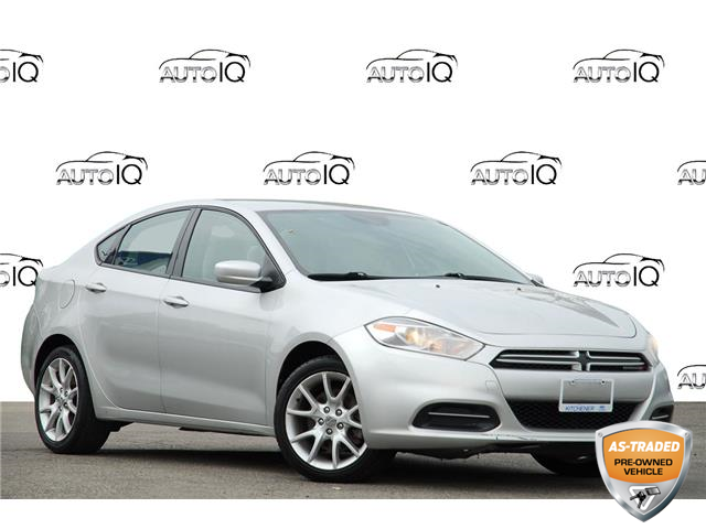 2013 Dodge Dart SXT/Rallye (Stk: 59740AZ) in Kitchener - Image 1 of 16