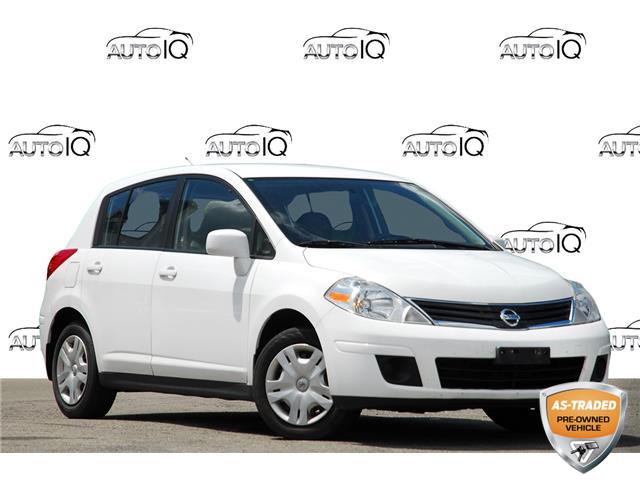 2011 Nissan Versa 1.8S (Stk: P60017AJZ) in Kitchener - Image 1 of 13