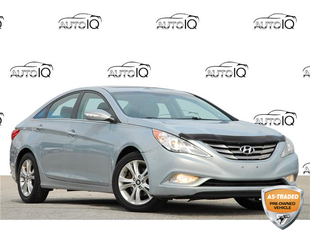 2011 Hyundai Sonata Limited (Stk: OP4002AZ) in Kitchener - Image 1 of 16