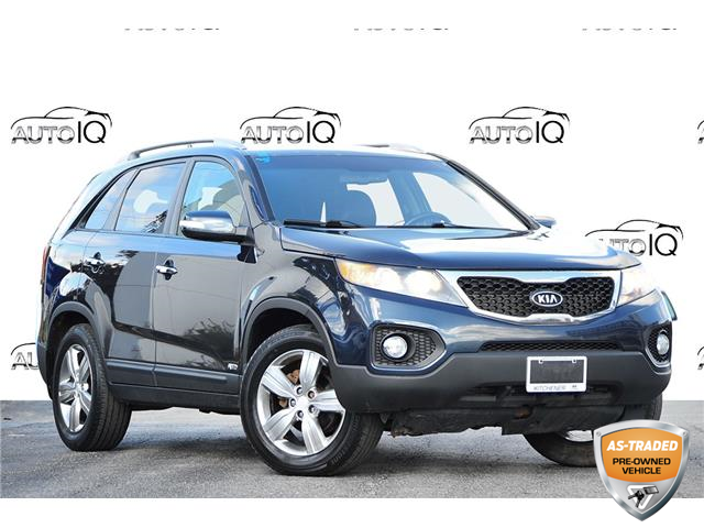 2013 Kia Sorento EX V6 (Stk: P60346ABZ) in Kitchener - Image 1 of 16