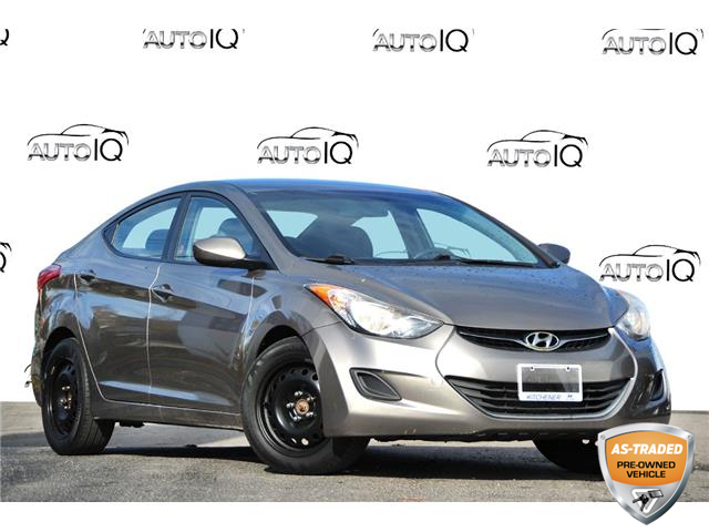2012 Hyundai Elantra GL (Stk: OP4023AZ) in Kitchener - Image 1 of 14