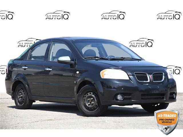 2008 Pontiac Wave SE (Stk: OP4071AXZ) in Kitchener - Image 1 of 18