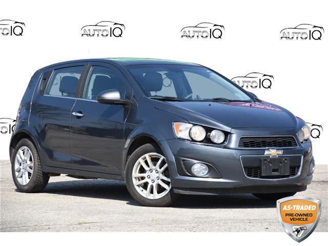 2013 Chevrolet Sonic LT Auto (Stk: 60509AXZ) in Kitchener - Image 1 of 18