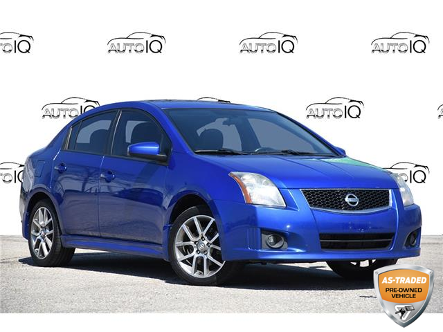 2009 Nissan Sentra SE-R (Stk: 60923AXZ) in Kitchener - Image 1 of 19