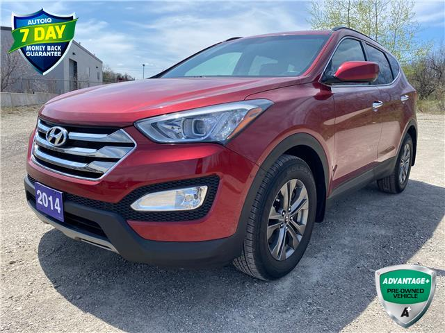 2014 Hyundai Santa Fe Sport 2.0T Premium (Stk: 59666A) in Kitchener - Image 1 of 13
