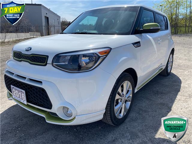 2016 Kia Soul EX (Stk: 59558A) in Kitchener - Image 1 of 18