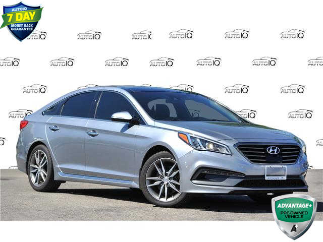 2015 Hyundai Sonata 2.0T Ultimate (Stk: P59874A) in Kitchener - Image 1 of 29
