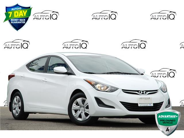 2016 Hyundai Elantra L (Stk: 59917A) in Kitchener - Image 1 of 16