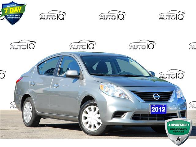 2012 Nissan Versa 1.6 SV (Stk: 59831AX) in Kitchener - Image 1 of 14