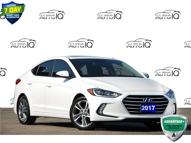 2017 Hyundai Elantra GLS (Stk: 59809A) in Kitchener - Image 1 of 19