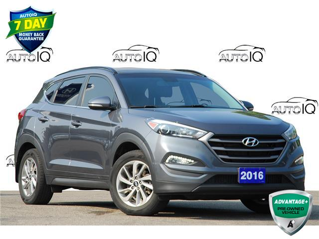 2016 Hyundai Tucson Luxury (Stk: 59843A) in Kitchener - Image 1 of 18