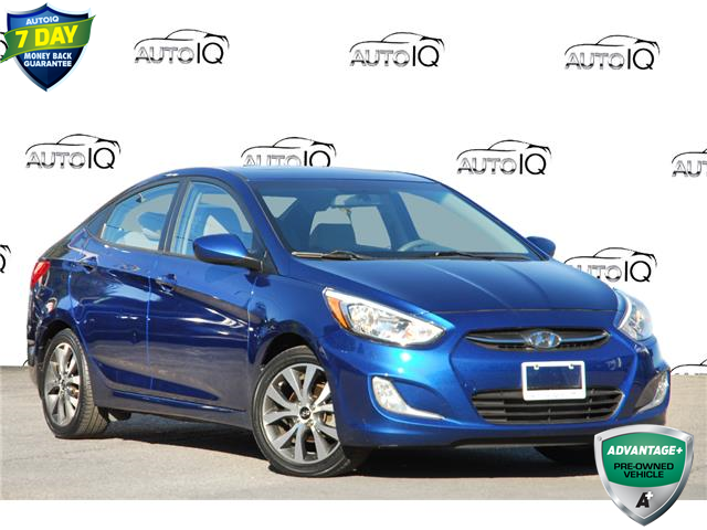 2015 Hyundai Accent SE (Stk: OP4014) in Kitchener - Image 1 of 17