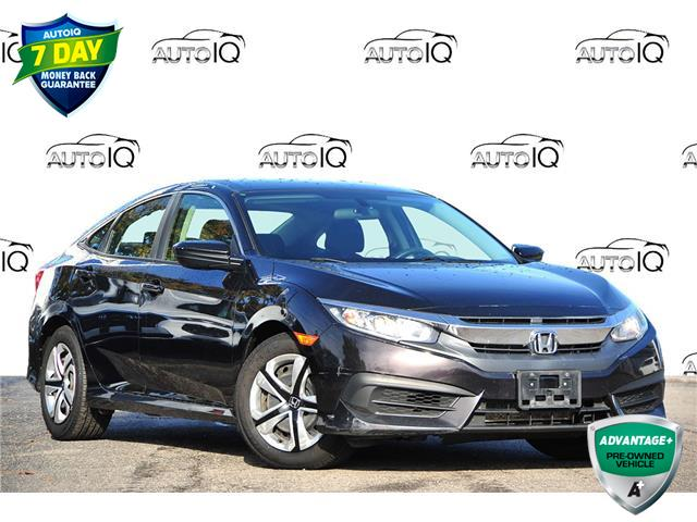 2016 Honda Civic LX (Stk: OP4030) in Kitchener - Image 1 of 18