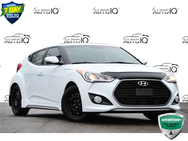 2016 Hyundai Veloster Turbo (Stk: P60498A) in Kitchener - Image 1 of 20