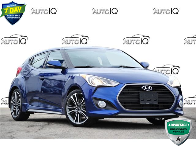2016 Hyundai Veloster Turbo (Stk: 60486A) in Kitchener - Image 1 of 21