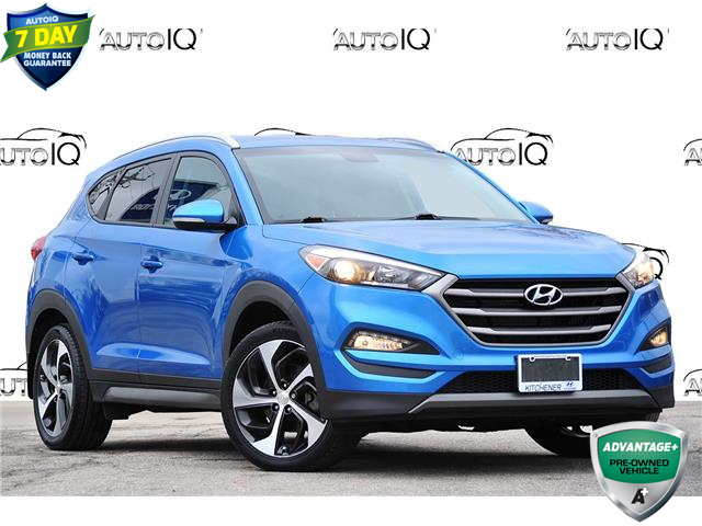 2016 Hyundai Tucson Premium 1.6 (Stk: P60496A) in Kitchener - Image 1 of 18