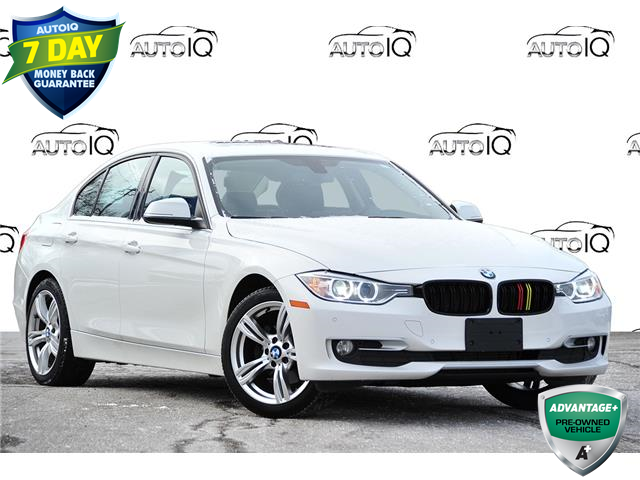 2014 BMW 328d xDrive (Stk: P60539BX) in Kitchener - Image 1 of 24