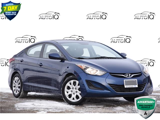 2015 Hyundai Elantra GL (Stk: P60716A) in Kitchener - Image 1 of 19