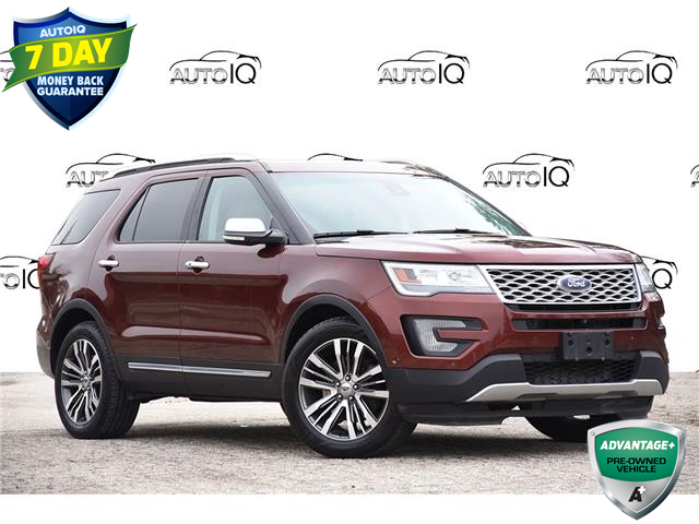 2016 Ford Explorer Platinum (Stk: P60840A) in Kitchener - Image 1 of 20