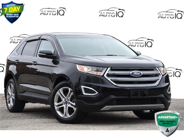 2017 Ford Edge Titanium (Stk: OP4096) in Kitchener - Image 1 of 22