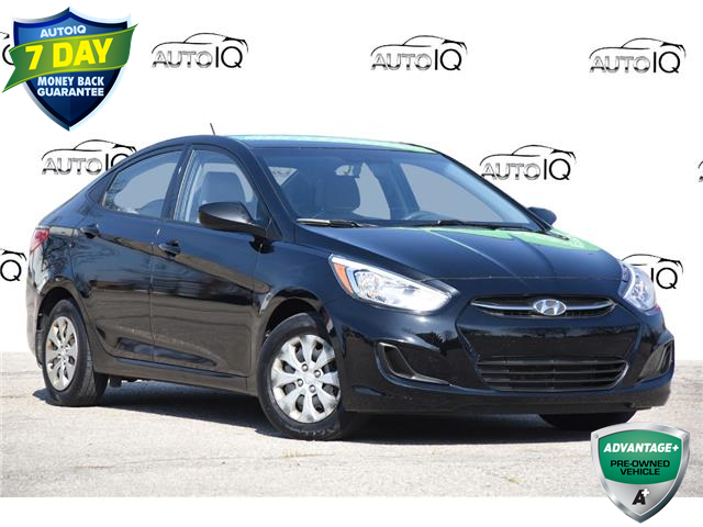2016 Hyundai Accent GL (Stk: 60482A) in Kitchener - Image 1 of 19