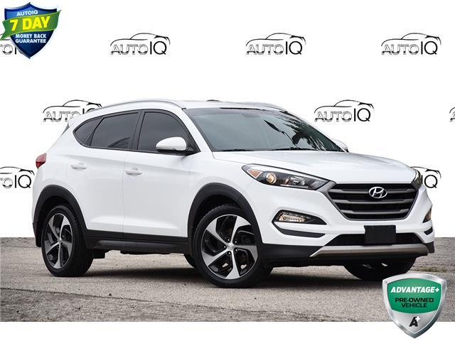 2016 Hyundai Tucson Premium 1.6 White
