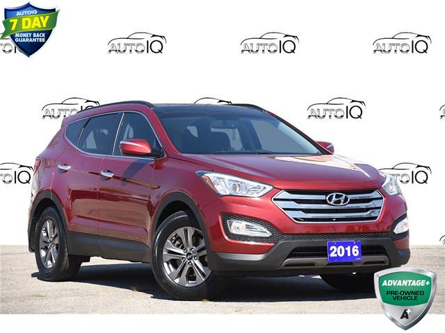 2016 Hyundai Santa Fe Sport 2.4 Luxury (Stk: P61020AXX) in Kitchener - Image 1 of 23
