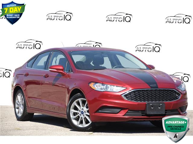 2017 Ford Fusion SE (Stk: 60962A) in Kitchener - Image 1 of 20