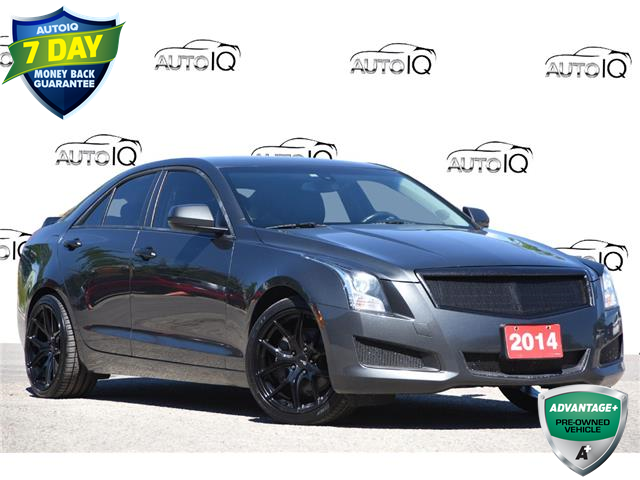 2014 Cadillac ATS 2.0L Turbo (Stk: P61029AXX) in Kitchener - Image 1 of 19