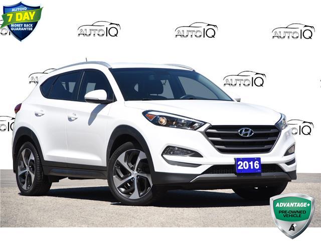 2016 Hyundai Tucson Premium 1.6 (Stk: 61143A) in Kitchener - Image 1 of 19